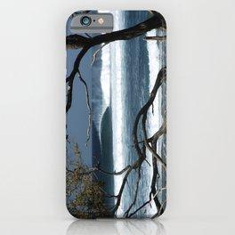 Costa Rica Wave 002 iPhone Case