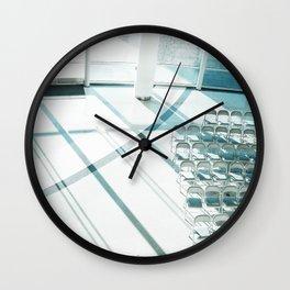 Auditorium Light Wall Clock
