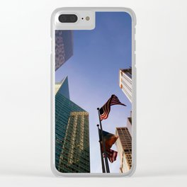 The Flag Clear iPhone Case