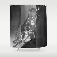cooking Shower Curtains featuring The Result of Cooking Chicken by foureighteen