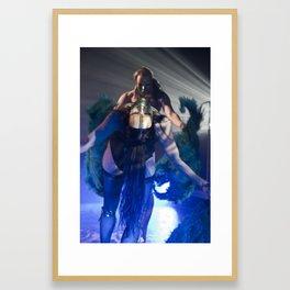 Dolls Framed Art Print