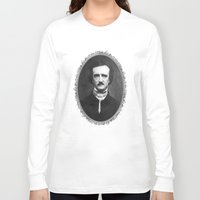 poe Long Sleeve T-shirts featuring Poe by fyyff