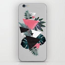 Greenery Balance iPhone Skin