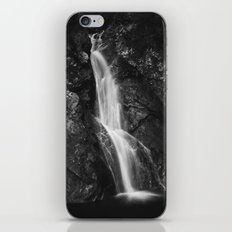Waterfall in Hell Gorge, Slovenia iPhone & iPod Skin