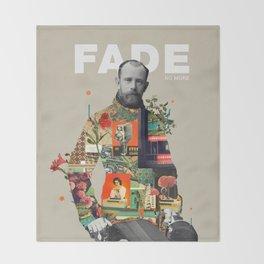 Fade No More Throw Blanket