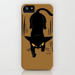 Do not fall iPhone Case