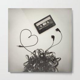 Feel the Music - 2 Metal Print