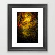 gg Framed Art Print