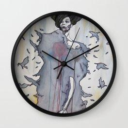 She Looks Trustworthy Wall Clock