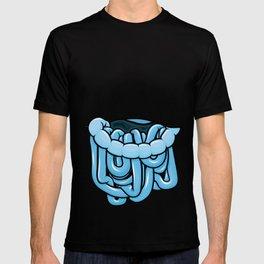 viscera : blue razz T-shirt
