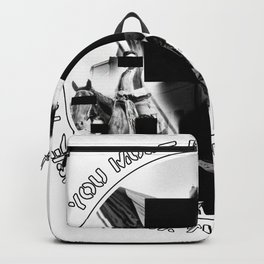 Banned due to legal advice Backpack