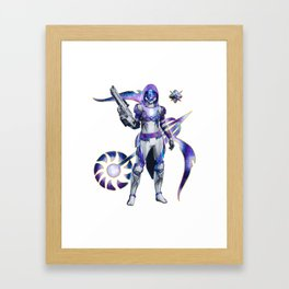 Nightstalker Hunter Framed Art Print