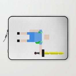 Pixel Finn Laptop Sleeve