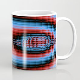 Fractal Compound eyes. Coffee Mug