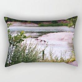 Seurasaari by Giada Ciotola Rectangular Pillow