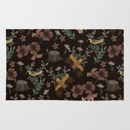 Forest Elements Rug