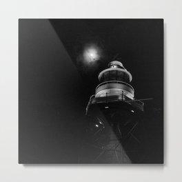Moonlight Tower  Metal Print