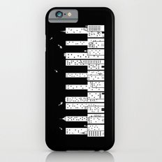 Piano Skyline iPhone 6s Slim Case