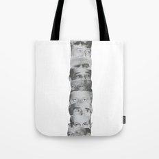 Totem Poll Tote Bag