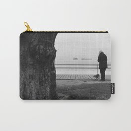 Lets Take a Walk Carry-All Pouch