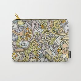 School doodles Carry-All Pouch