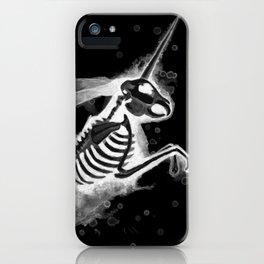 Unicorn Bunny - inverted iPhone Case