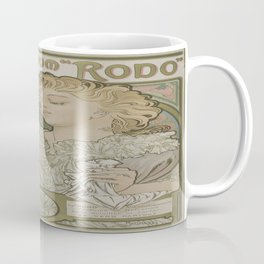 Vintage poster - Rodo Coffee Mug