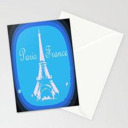 Paris France Stationery Cards