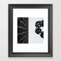 the law of attraction Framed Art Print
