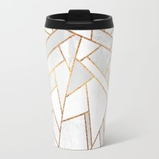 White Night Travel Mug