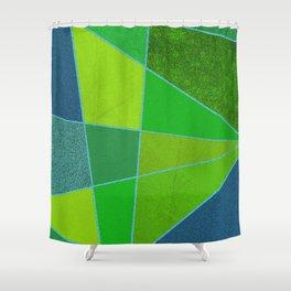 Eire Shower Curtain