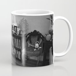 """Ziggy Star-Dog"" by Lindsay Wiggins Coffee Mug"