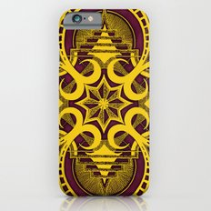omjárah gold gallery mandala Slim Case iPhone 6s