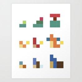 It-E Bit-E PKMN Art Print
