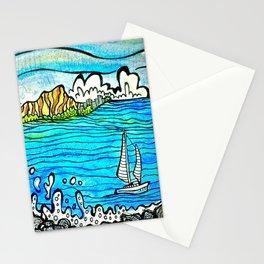Ala Moana Lookout Stationery Cards