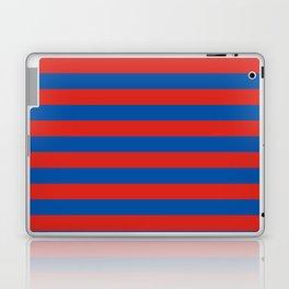 Haiti Paris flag stripes Laptop & iPad Skin