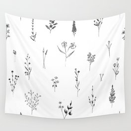 Wildflowers BIG Wall Tapestry