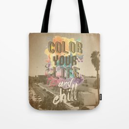 In Colour Tote Bag