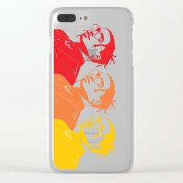 A$AP Clear iPhone Case