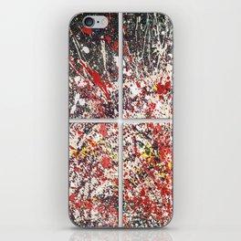 Trezzo - quadriptych (4 panels) iPhone Skin