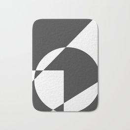 Geometrical Bath Mat