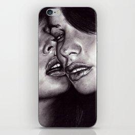 Friends (January)  iPhone Skin