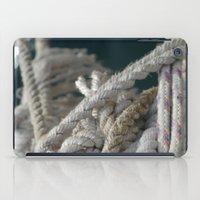 nautical iPad Cases featuring Nautical by Marietta Dc Fameli
