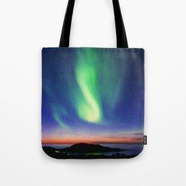 The Northern Lights 01 Tote Bag