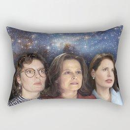 THE THREE GREAT LADIES Rectangular Pillow