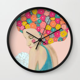 martine Wall Clock