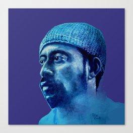 MADLIB - purple version Canvas Print