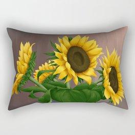 Happy Birthday, Vincent! Rectangular Pillow