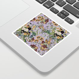 Romantic Garden VIII Sticker