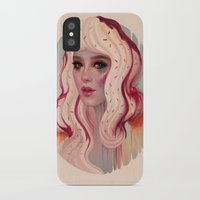 depeche mode iPhone & iPod Cases featuring à La Mode by Megan Lara